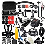 Best GoPro Helmet Brands - Wenquan,Accessory Kit For Gopro 48 In 1 Waterproof Review