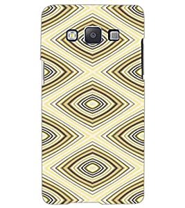 SAMSUNG GALAXY A5 PATTERN Back Cover by PRINTSWAG