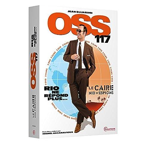 Brice De Nice Dvd - Coffret OSS 117- Le Caire, nid d'espions