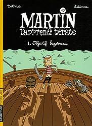 Martin l'apprenti pirate, Tome 1 : Objectif bigorneau