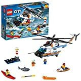 LEGO UK 60166' Heavy Duty Rescue Helicopter Construction Toy