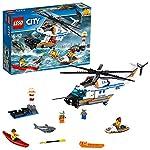 LEGO-60166-City-Coast-Guard-Elicottero-della-Guardia-Costiera