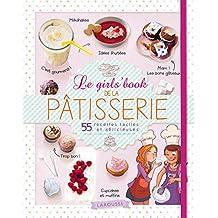 Le girl's book de la pâtisserie