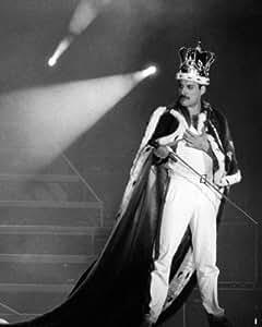 """Freddie Mercury Queen,1986 Poster ca. Größe 11.7"""" x 16.5""""- 297mm x 420mm Poster"""