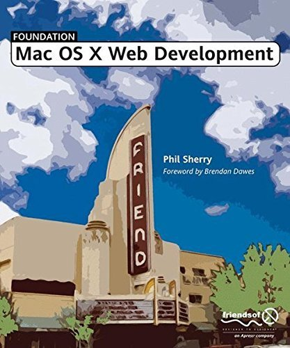 Foundation Mac OS X Web Development (English Edition)