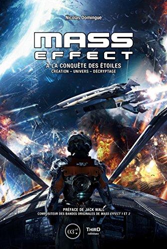 Mass Effect: A la conquête des étoiles (RPG) par Nicolas Domingue