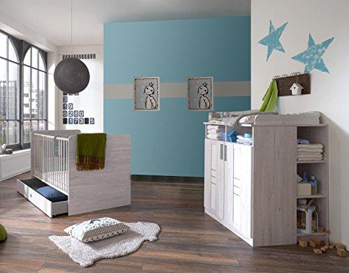 Babyzimmer Kinderzimmer Komplett Set Babymobel Junge Madchen