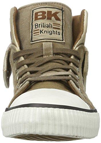 British Knights Herren Roco High-Top Braun (Brown)
