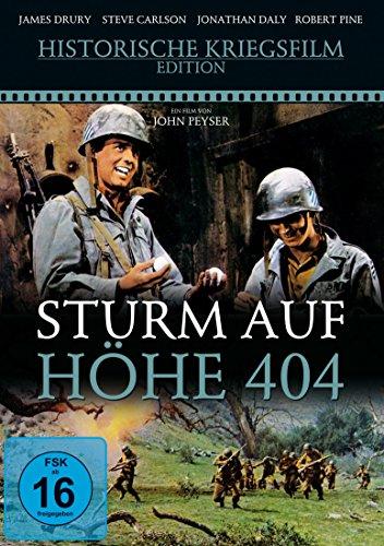 Sturm auf Höhe 404 (Kriegsfilme Auf Dvd)