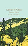 Leaves of Grass: Selected Poems (Macmillan Collector's Library Book 187) (English Edition)