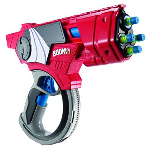 Mattel Boomco BMJ71 - Whipblast, pistola per sparo quadruplo
