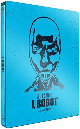 Yo, Robot  – Edición Metálica – Edición Exclusiva Amazon [Blu-ray] 51Z4JAUdfuL