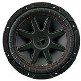 Kicker 700 Watt 10 Inch CompVR 2 Ohm Subwoofer Car Bass Power Sub 43CVR102