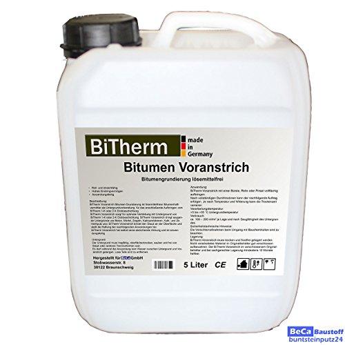 BiTherm Voranstrich Bitumen-Grundierung 5 Liter