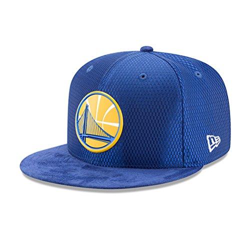 Warriors 2017 NBA Draft Snapback Cap, M/L (Golden State Nba)
