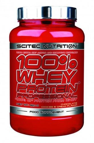 Scitec-Nutrition-100-Whey-Protein-Professional-920g-Schokolade-cookies-Sahne-Top-energy24-Spezialangebot