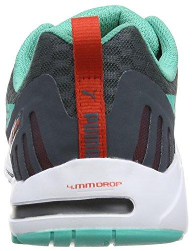 Puma Faas 300 S Chaussure De Course à Pied Couleurs mélangées - Turbulence/Grenadine/Pool Green