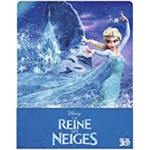La Reine des Neiges - 3d+2d - Steelbook - Dition