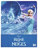 La Reine des Neiges - 3d+2d - Steelbook - Dition [Blu-ray]