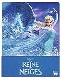 La Reine des Neiges - 3d+2d - Steelbook - Dition [Blu-ray]