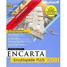 MS Encarta Enzyklopädie Plus 2001 Update
