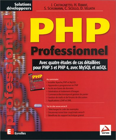 PHP professionnel