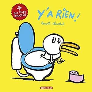 vignette de 'Y'a rien ! (Benoît Charlat)'