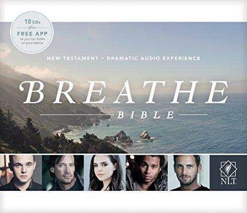 Breathe Bible Audio New Testament-NLT (Audio Bible-nlt)