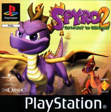 Playstation 1 - Spyro 2: Gateway to Glimmer