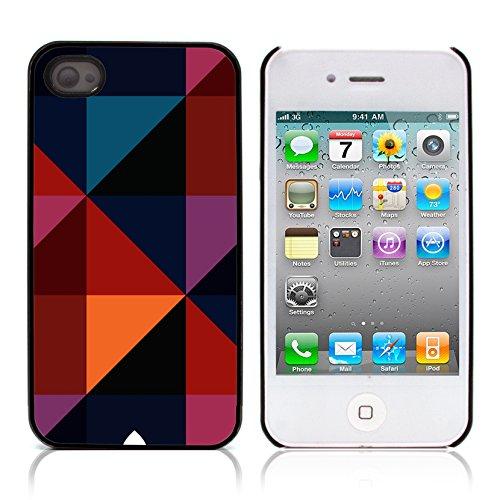 Graphic4You WET WOODEN PLANKS Muster Harte Hülle Case Tasche Schutzhülle für APPLE IPHONE 4 und 4S Design #8