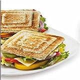 Prestige PSQFB 41490 700-Watt Sandwich Toaster (Black)