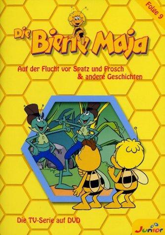 Die Biene Maja 09: Auf der Flucht vor Spatz und Frosch & andere Geschichten
