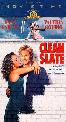 Preisvergleich Produktbild Clean Slate [VHS]