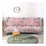 WUFANGFF Blüte Pattern Sofa Polyester Full Package Elastizität Eindickung Set Langlebig Staubdicht