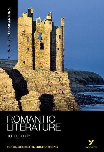 Romantic Literature (York Notes Companions)