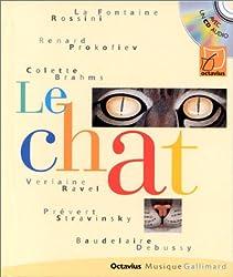 Le Chat (avec CD audio)