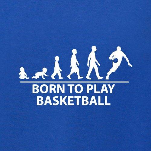 Born To Play Basketball - Herren T-Shirt - 13 Farben Royalblau