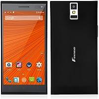 Foxnovo F9900 Android 4.4 MTK6582 Quad-core 1GB/8GB 5.5-inch QHD Screen Gesture Sensing GPS OTG 3G Smartphone (Black)