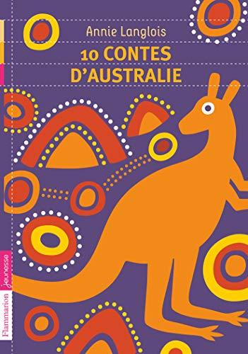 10 contes d'Australie par Annie Langlois