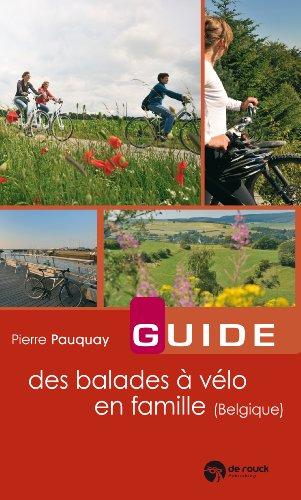Guide des balades à vélo en famille (Belgique)