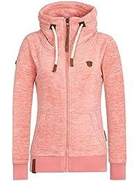 Naketano Female Zipped Jacket Redefreiheit? III