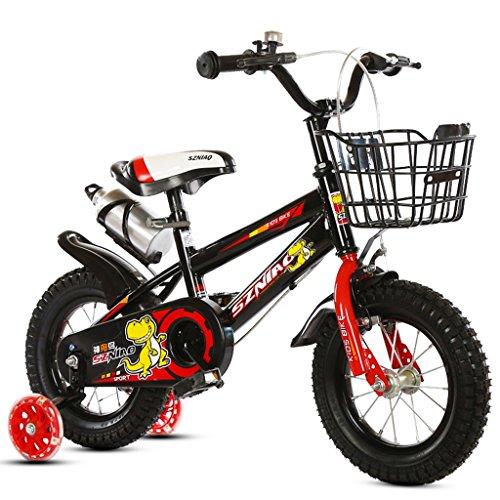 XQ TT-35 Kind Boy Girl Kinderwagen Wagen Auto 12/14/16/18 Zoll Kinder Fahrräder 6-12 Jahre alt ( größe : 16-inch ) (Altes Fahrrad 9 Jahre)