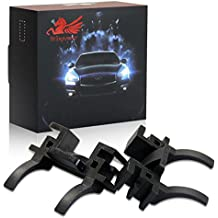 Win Power H7 Soporte para faros delanteros LED, base para bulbo de linterna con socket