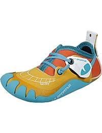 La Sportiva Gripit Zapatos de escalada para niños yellow