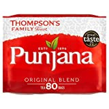 Thompsons Punjana Family Tea 80 Btl. 250g