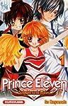 Prince Eleven - La double vie de Midori Edition simple Tome 1