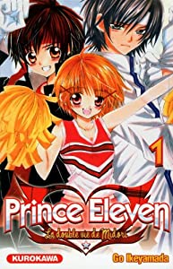 Prince Eleven - La double vie de Midori Edition simple Tome 1