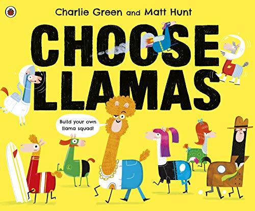 Choose Llamas (English Edition)