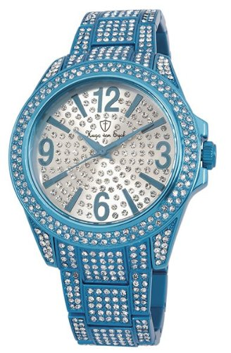 Hugo von Eyck Orologio al Quarzo Woman Extraordinary Blu 40 mm