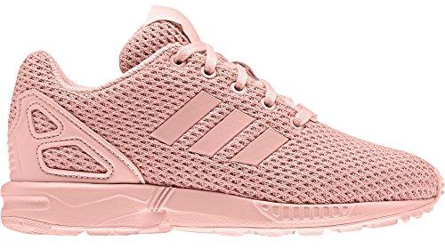 "adidas ZX Flux C ""Haze Coral S17"" BB2431 BOPINK/BOPINK/FTWWHT"